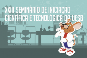 23º Seminário de Iniciação Científica e Tecnológica