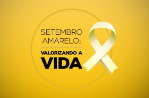 Campanha Setembro Amarelo: Valorizando a Vida