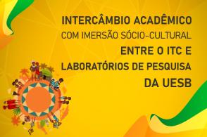 Intercâmbio Acadêmico entre o Interdenominational Theological Center (ITC) e Laboratórios de Pesquisa da Uesb
