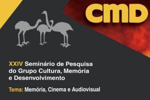 24º Seminário de Pesquisa do Grupo Cultura, Memória e Desenvolvimento