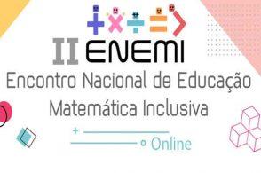 2º Encontro Nacional de Educação Matemática Inclusiva