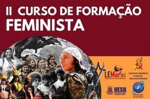 2º Curso de Formação Feminista