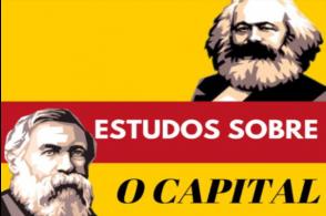 """Curso """"Estudos Sobre o Capital"""""""