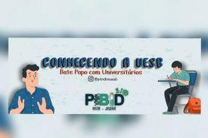 """""""Conhecendo a Uesb: um bate papo com universitários"""""""