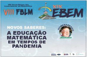 8º Fórum Baiano das Licenciaturas em Matemática